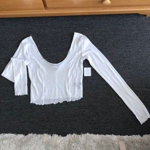 Urban Outfitters Cropped Long sleeve